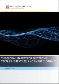 Global Market for Electronic Textiles (E-textiles) and Smart Clothing